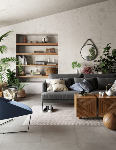 Living Design Bluestyle 02A